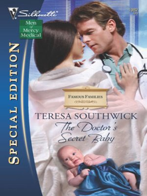 cover image of The Doctor's Secret Baby