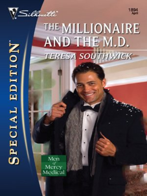 cover image of The Millionaire and the M.D.