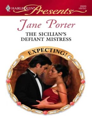 cover image of The Sicilian's Defiant Mistress