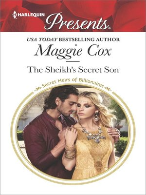 cover image of The Sheikh's Secret Son