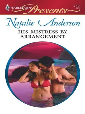 cover image of His Mistress by Arrangement