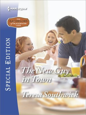 cover image of The New Guy in Town