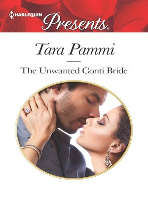 cover image of The Unwanted Conti Bride