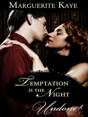 cover image of Temptation is the Night
