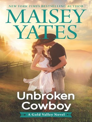 cover image of Unbroken Cowboy