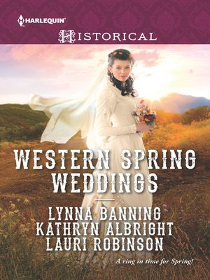 cover image of Western Spring Weddings