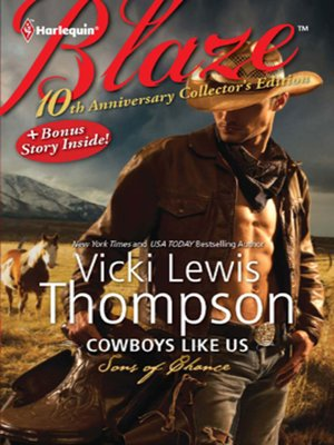 cover image of Cowboys Like Us