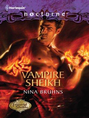 cover image of Vampire Sheikh