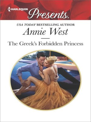 cover image of The Greek's Forbidden Princess--A Contemporary Royal Romance