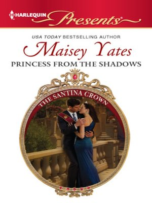 cover image of Princess From the Shadows