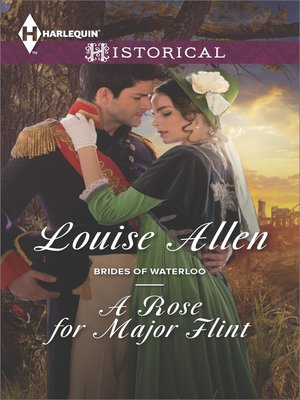 cover image of A Rose for Major Flint