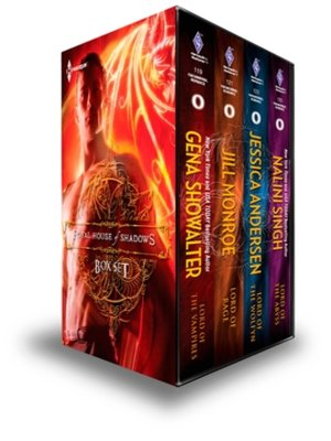 cover image of Royal House of Shadows Box Set