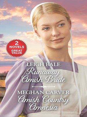 cover image of Runaway Amish Bride ; Amish Country Amnesia