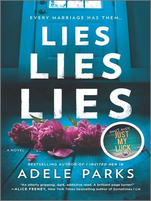cover image of Lies, Lies, Lies