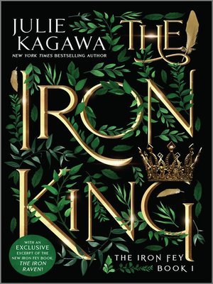 cover image of The Iron King Special Edition
