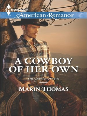cover image of A Cowboy of Her Own