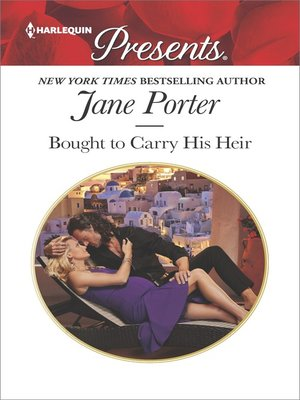 cover image of Bought to Carry His Heir