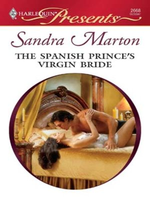 cover image of Spanish Prince's Virgin Bride