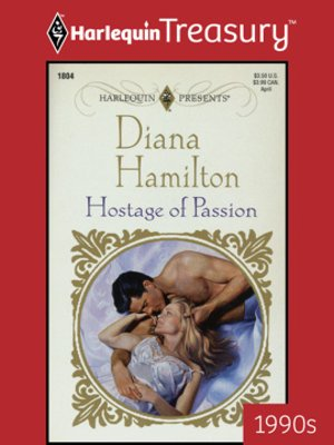 cover image of Hostage Of Passion