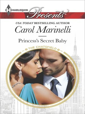 cover image of Princess's Secret Baby