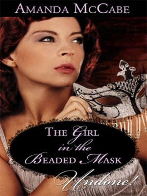 cover image of Girl in the Beaded Mask