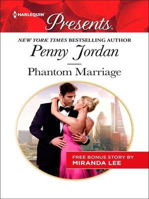 cover image of Phantom Marriage