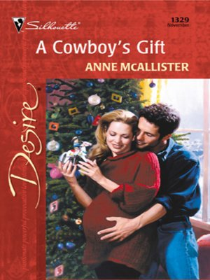 cover image of A Cowboy's Gift