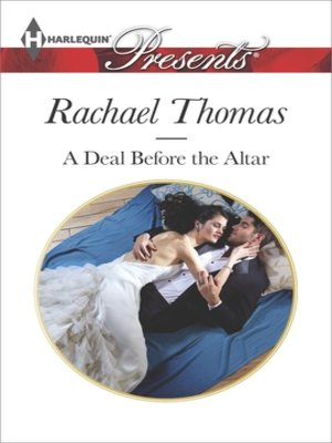 cover image of A Deal Before the Altar