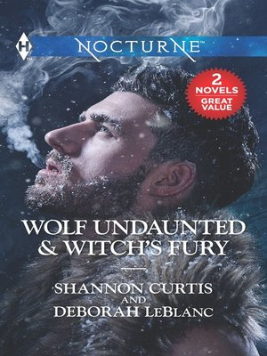 cover image of Wolf Undaunted ; Witch's Fury