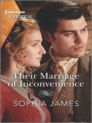 cover image of Their Marriage of Inconvenience