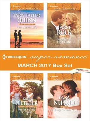 cover image of Harlequin Superromance March 2017 Box Set