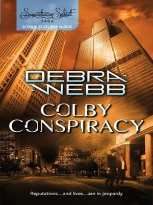 cover image of Colby Conspiracy