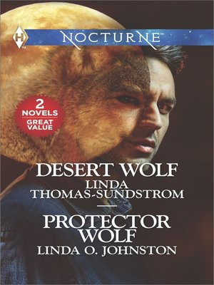 cover image of Desert Wolf & Protector Wolf