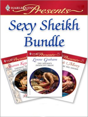cover image of Sexy Sheikh Bundle