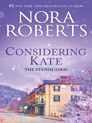 cover image of Considering Kate