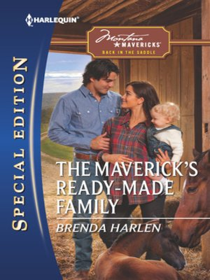 cover image of The Maverick's Ready-Made Family