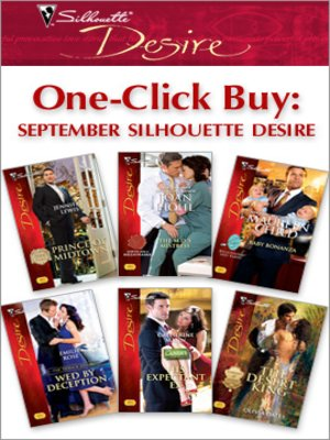 cover image of One-Click Buy: September Silhouette Desire