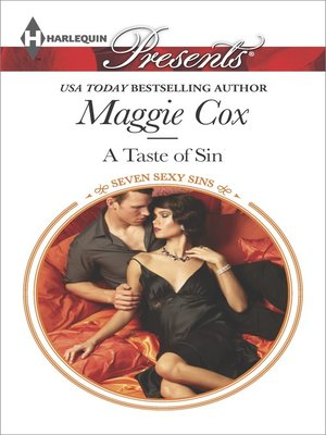 cover image of A Taste of Sin