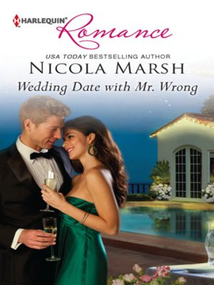 cover image of Wedding Date with Mr. Wrong
