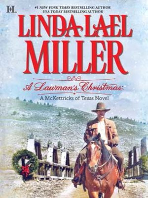 cover image of A Lawman's Christmas: A McKettricks of Texas Novel