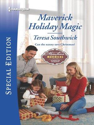 cover image of Maverick Holiday Magic
