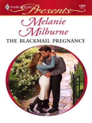 cover image of The Blackmail Pregnancy