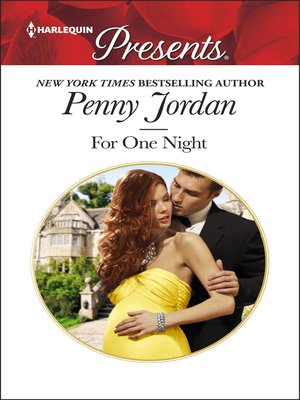 cover image of For One Night