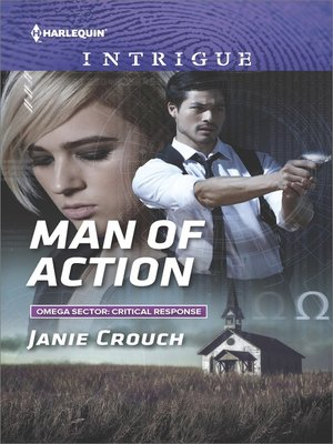 cover image of Man of Action--A Thrilling FBI Romance