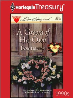 cover image of A Groom of Her Own