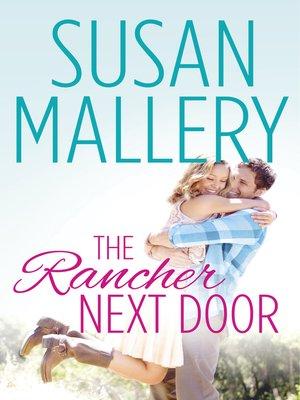 cover image of The Rancher Next Door