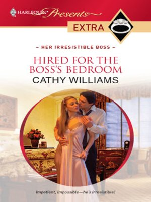 cover image of Hired for the Boss's Bedroom