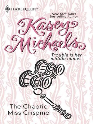 cover image of The Chaotic Miss Crispino