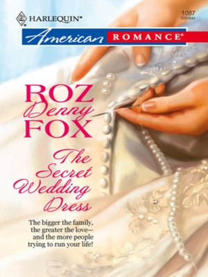 cover image of The Secret Wedding Dress