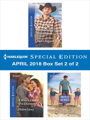 cover image of Harlequin Special Edition April 2018 Box Set--Book 2 of 2